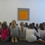 Josef Albers Museumstag Klasse 5