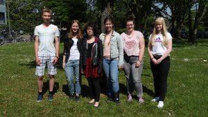 Team Schülerzeitung