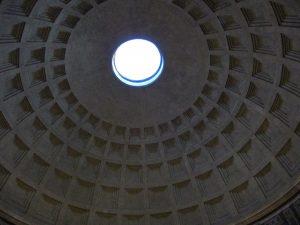 Harmonisch, harmonischer, Pantheon!