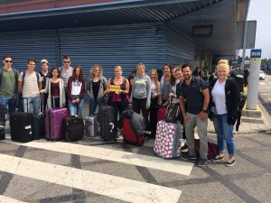 2017 Spanien 1. Ankunft in Santander