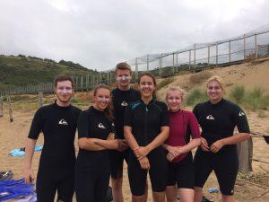 HHG 2. Surfgruppe 2